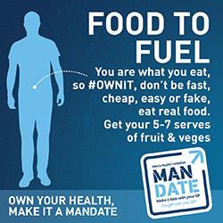 Men's Health Diet Advice