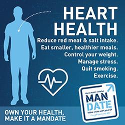 Men's Health Heart Disease