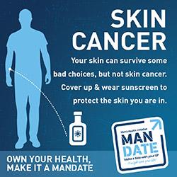 Skin Cancer Men's Health